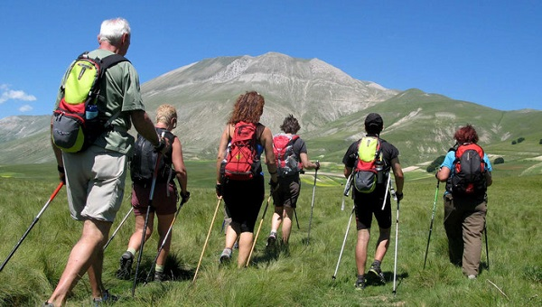 Nordic Walking (Kayak Groane FIT)